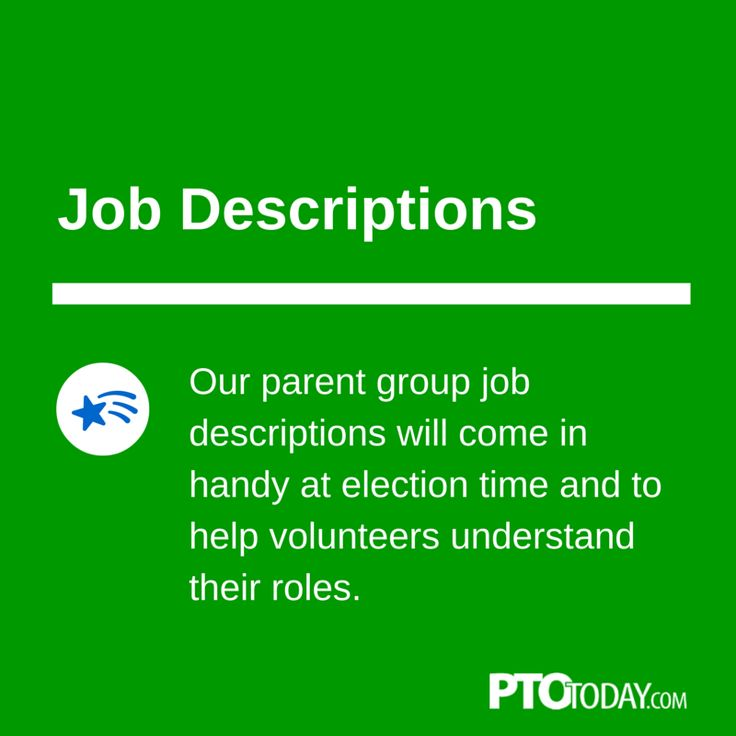 23 best Elections images on Pinterest Pta, Pto today and - president job description