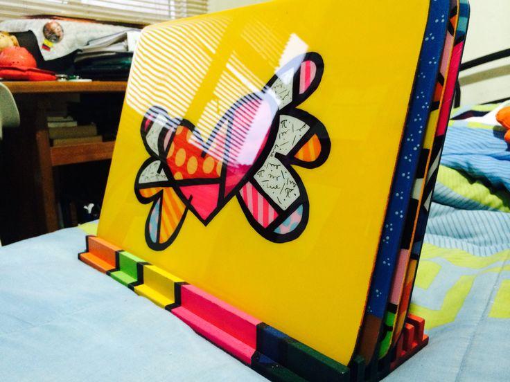 Individuales pintados a mano decorativos para que tu mesa se vea espectacular regalos - Individuales para mesa ...