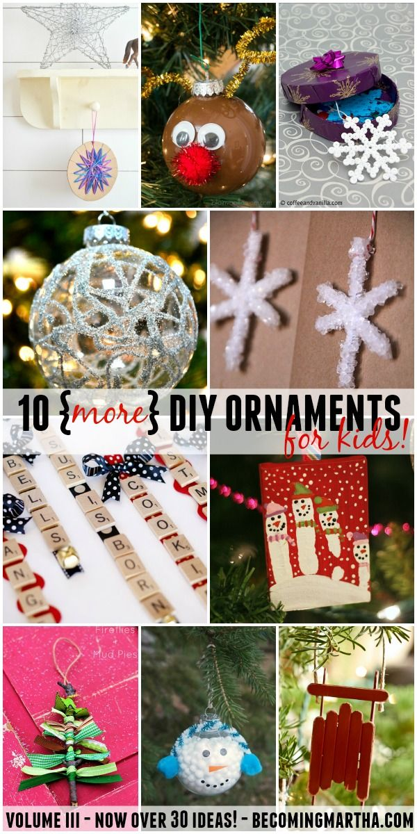 For the last two years, I have assembled a list of ornaments that you can create with your kids.  This is a great way to create a keepsake for yourself, or a loved one! And now, since this is the third edition, you have 30 ideas to choose from!  I can't wait to show you the cute list I compiled this year! In case you want more ideas, be sure to check out the two posts from the previous years!  {Read More}
