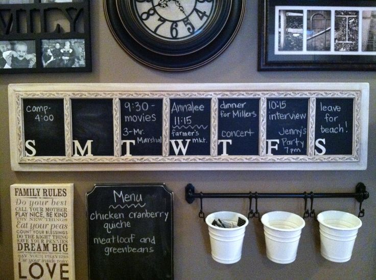 11 best weekly wall planner images on Pinterest | Weekly planner ...