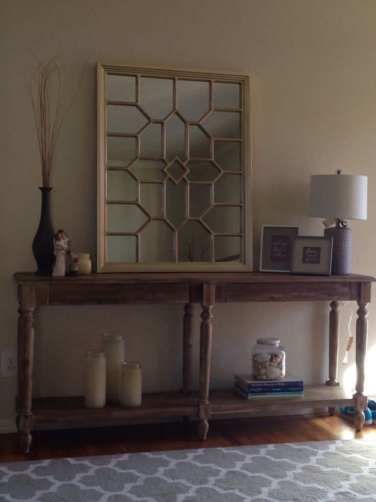 Foyer Table Vases : Best images about my foyer table on pinterest