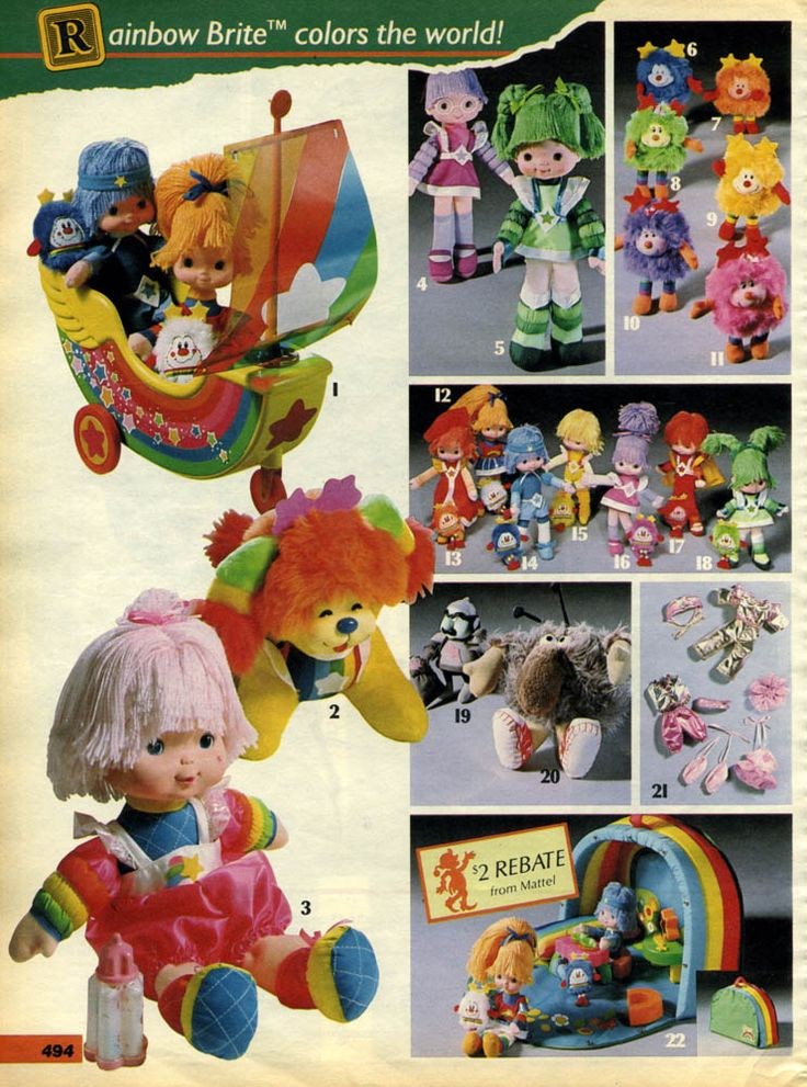 17 best images about rainbow brite on pinterest sprites taco bells and vintage. Black Bedroom Furniture Sets. Home Design Ideas