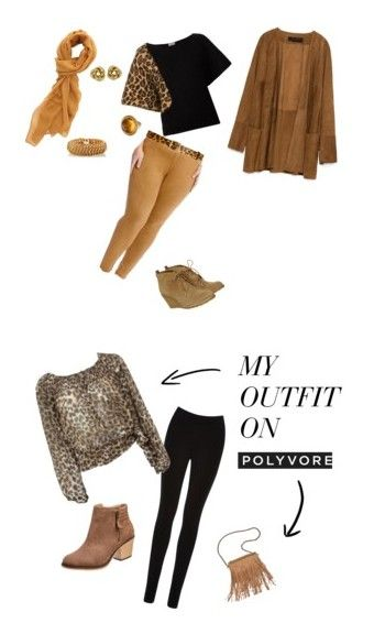 Panter by project19 on Polyvore featuring moda, Karen Kane, Yves Saint Laurent, Tory Burch, Fred Leighton, Charlotte Russe, Alice + Olivia, Zara and plus size clothing