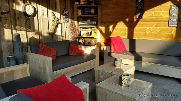 Bauholz Lounge Sofa Nürnberg