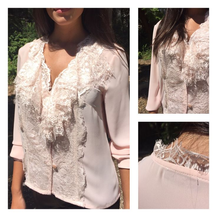 SHIRT WITH LACE PRICE:82€ SIZES:S-M-L-XL MOD:1173-2040