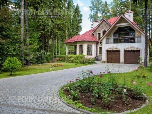 Продажа дома Хвойный 450 м² Минское шоссе - Фасад - foto_fs