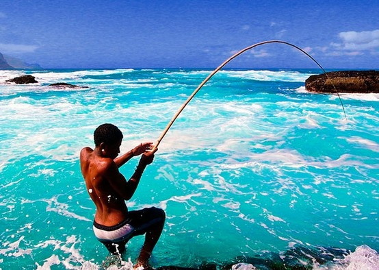 Where my family is from Cape Verde Islands,isle de cabo verde beautiful!