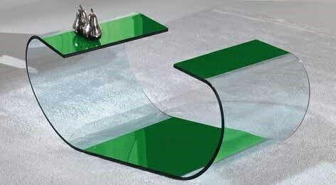 Wunderbar Couchtisch Erik In Grün. Bring Farbe In Dein Wohnzimmer. Italienische  Design Möbel Von La