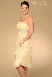 Anna rövid menyasszonyi ruha