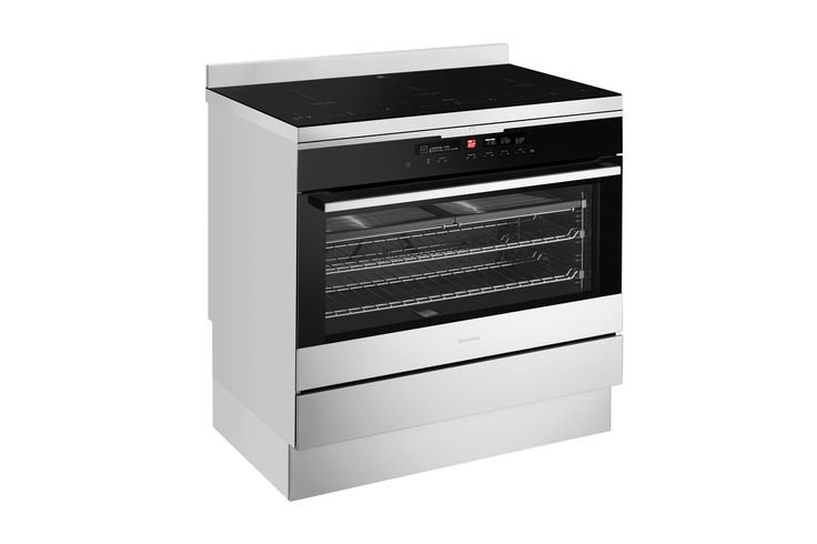 Home :: Whiteware :: Cooking :: Freestanding Ovens :: Electrolux 90cm Freestanding Oven with Induction Cooktop