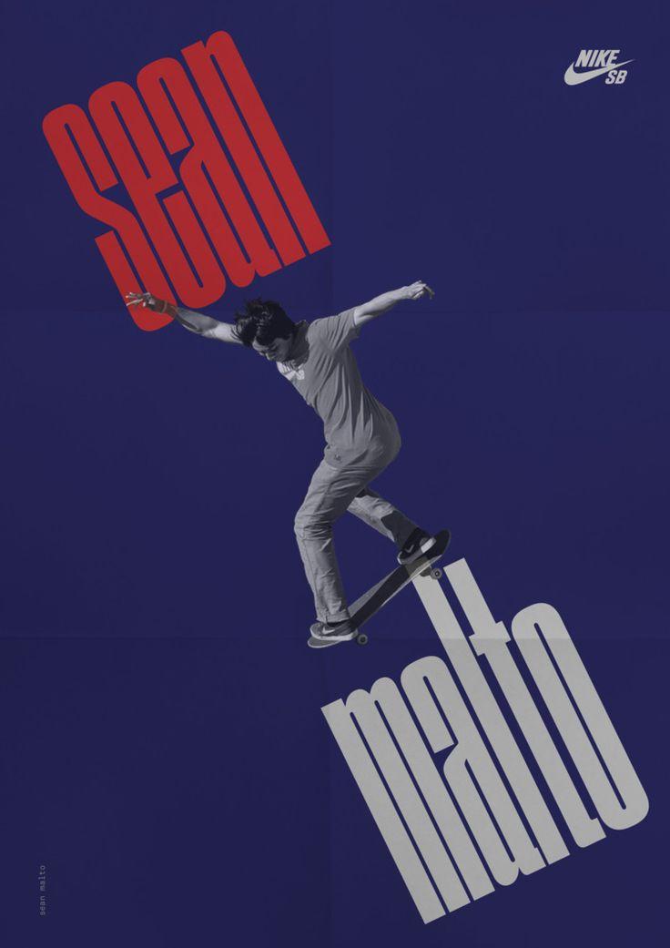 Nike SB. Sean Malto