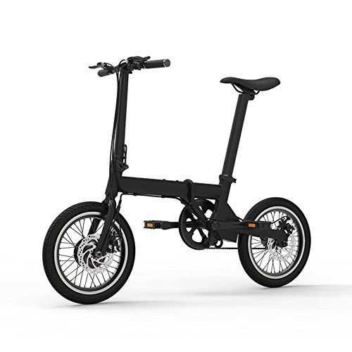Hottech Electric Folding Bicycle Car Portable 5 Pas Lion Https