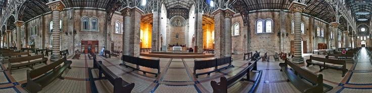 La Catedral de Nuestra Señora de la Pobreza es la iglesia catedralicia de culto católico romano ubicada en la ciudad colombiana de Pereira, capital del departamento de Risaralda.