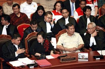 Megawati on conference