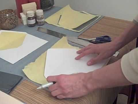 DIY Envelope Liners!  Welcome to WeddingCollectibles.com TV. In this episode we will show you how to make a do it yourself wedding envelope liner for your DIY wedding invitation.  http://www.weddingcollectibles.com/Wedding-Invitations.html