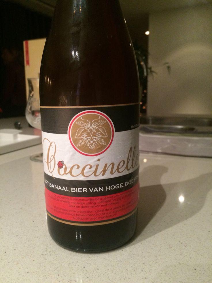 Artisanaal bier van hoge goesting.