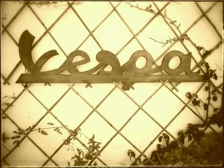 Giant Vespa Wooden Signs Vintage Rustic Style Home Decor Man Cave Wall Art Gift   Home & Garden, Home Décor, Plaques & Signs   eBay!