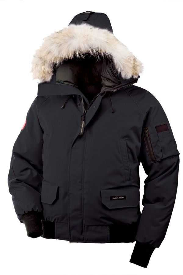 Canada Goose Chilliwack Bomber Navy Men's Jackets