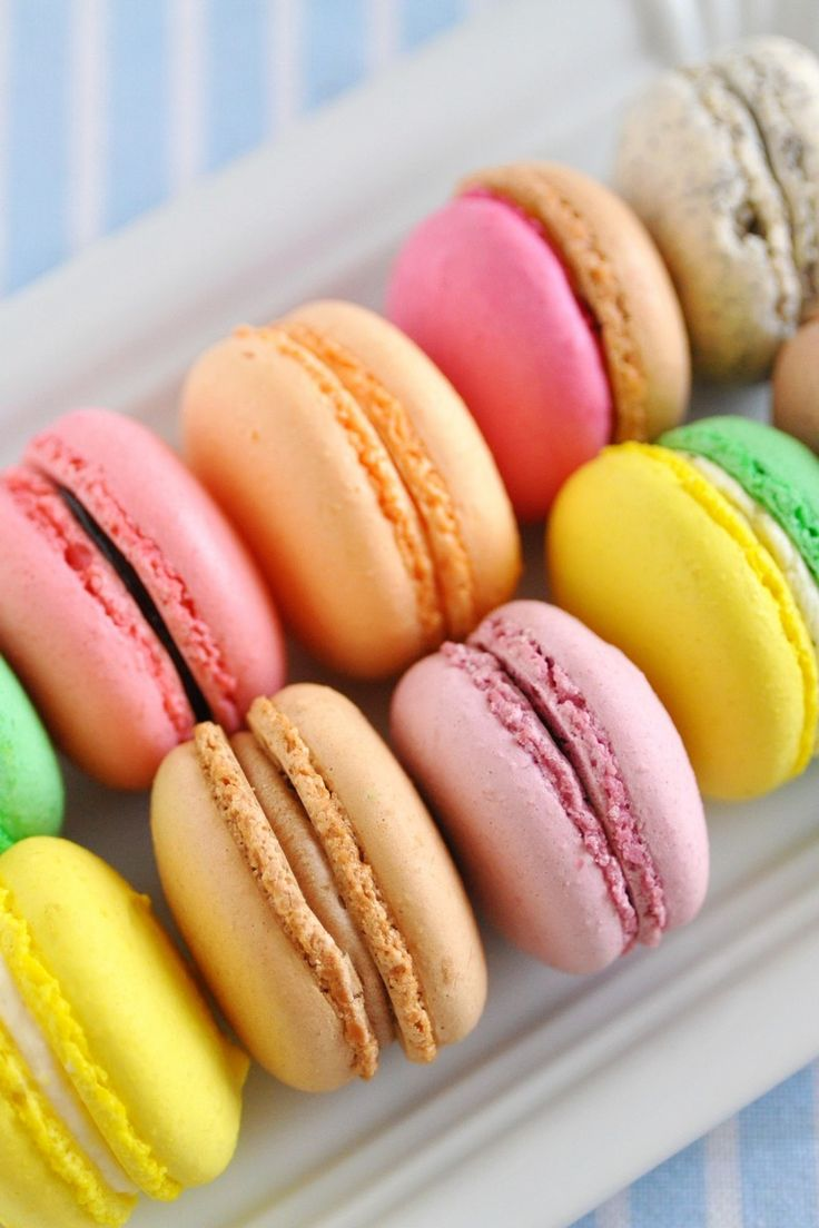 372 best Tea Party: Macarons-Sweet images on Pinterest