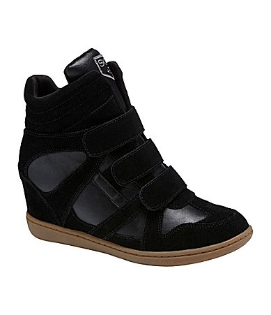 Skechers Womens Plus 3 Raise Your Glass Wedge Sneakers #Dillards
