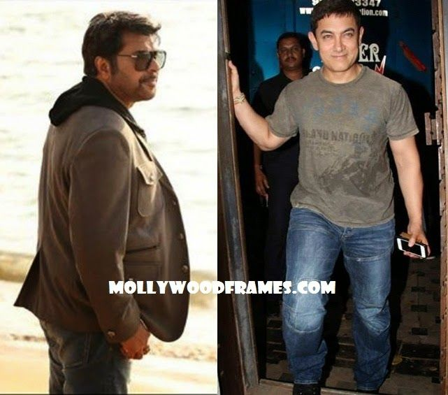 "Mollywood Frames. | Malayalam cinema | Malayalam films: Aamir Khan shows interest in ""Gangster"" Hindi rema..."