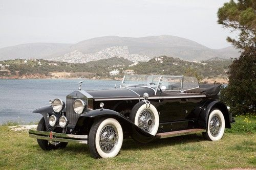 1929 Rolls Royce  Phantom I Ascot Phaeton