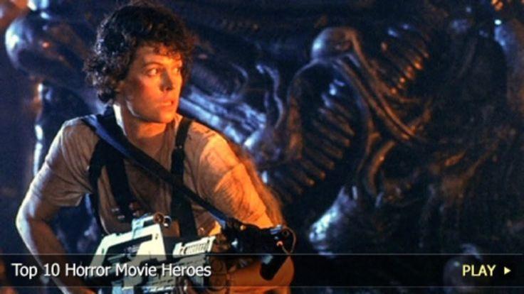 Top 10 Horror Movie Heroes