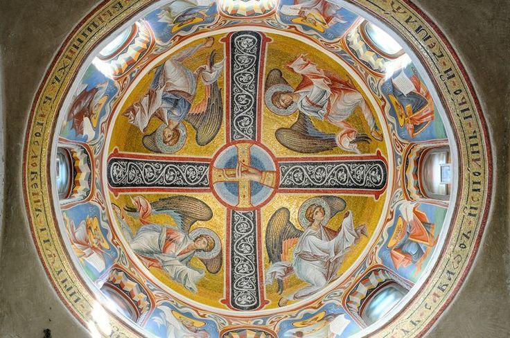 Зверинецкая мозаика: испытание эстетизмом. О византийских традициях в центре Киева   Православная Жизнь