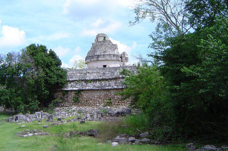 El Caracol - Observatorio astronómico de Chichén Itzá en Chichén-Itzá: 8 opiniones y 25 fotos