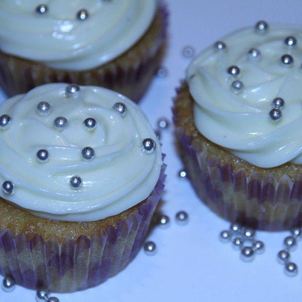 Gulrot cupcakes
