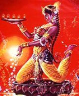 indian welcome lady with diya | India News Flash,Gandhi,Taj Mahal,Yoga India,Dalai Lama,India Election ...