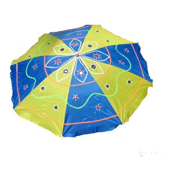 Indian Handloom and Handicraft Collection: Pipili handicrafted appliques Umbrella Online Shop...