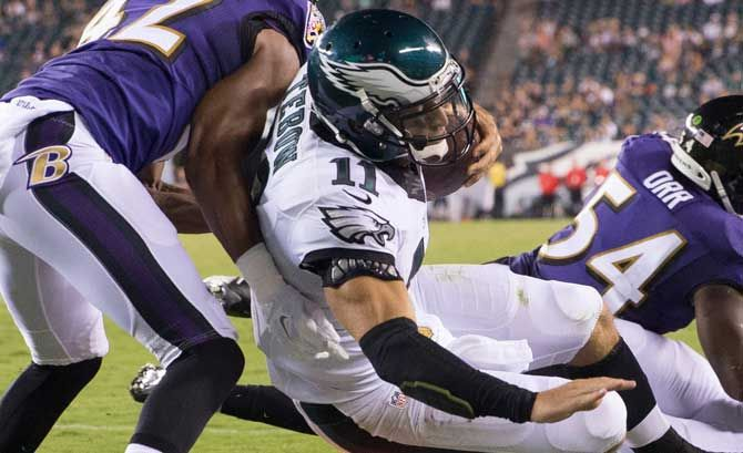 Tim Tebow's NFL Comeback In Jeopardy Following Ravens-Eagles Preseason Game