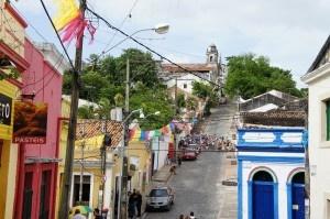 ブラジル三大カーニバル開催地の1つ、とーってもカラフルな町オリンダ。~ブラジル~ olinda8