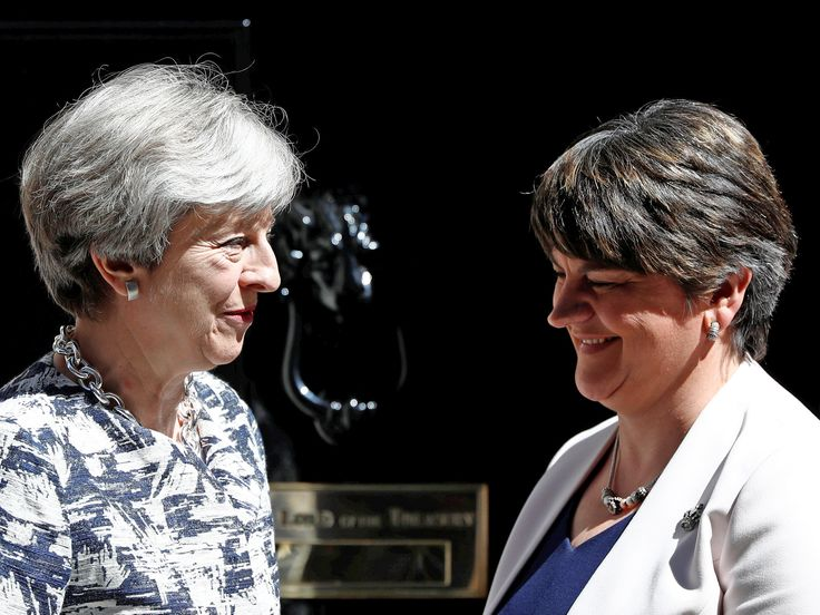 Theresa May spent 20,000 flying Arlene Foster home in an RAF plane -   Theresa May spent £20,000 on an RAF plane to fly Arlene Foster home after the DUP leader signed the £1bn deal to prop up the Conservative Governme... See more at https://www.icetrend.com/theresa-may-spent-20000-flying-arlene-foster-home-in-an-raf-plane/