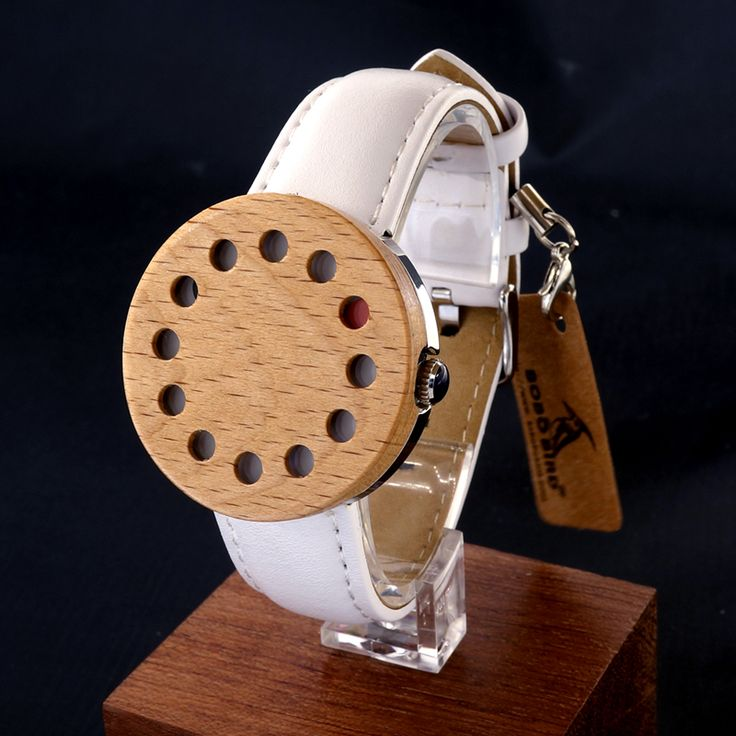 12holes Design Wood Watches //Price: $53.23 & FREE Shipping //     #fashion
