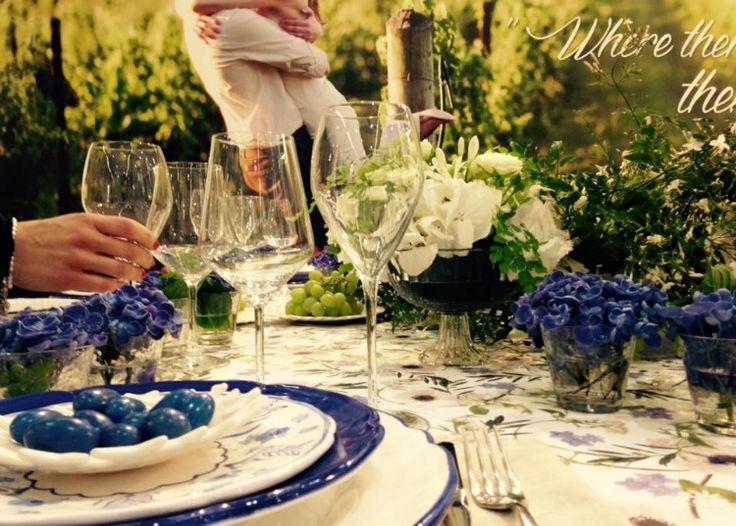 A touch of blue event Si Sposa Italia fiera Milano city