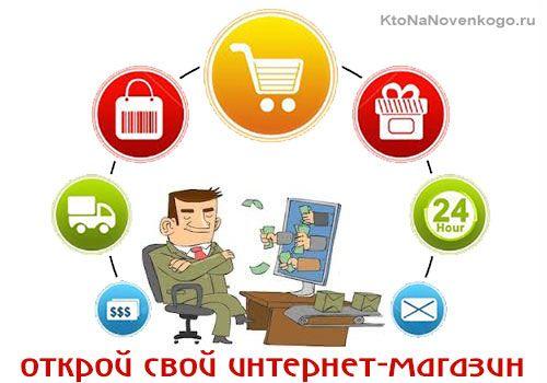 Как открыть интернет-магазин— пошаговая инструкция | KtoNaNovenkogo.ru - создание, продвижение и заработок на сайте