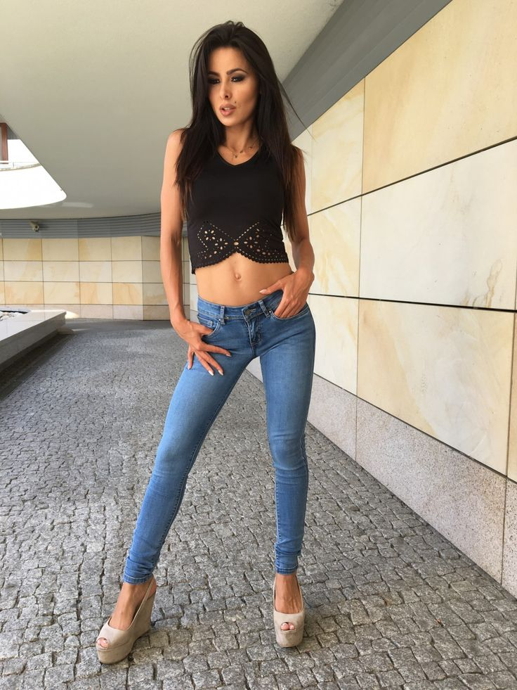 jeans, denimbox jeans, classic jeans, skinny jeans, summer jeans, polish girl, model