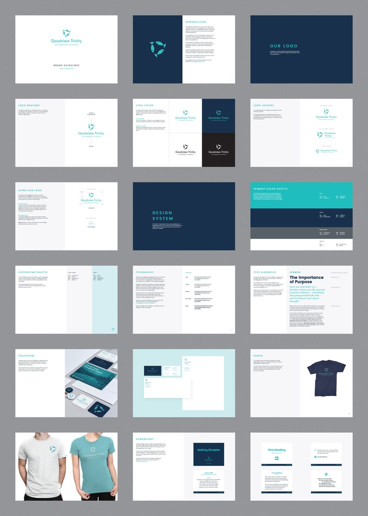 Goodview brand guidelines