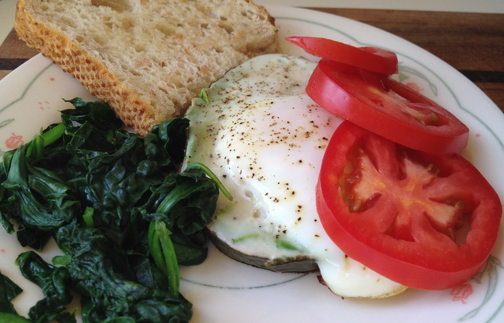 Have to try this.  Pinterest via fromthelittleyellowkitchen.com: Eggs Dishes