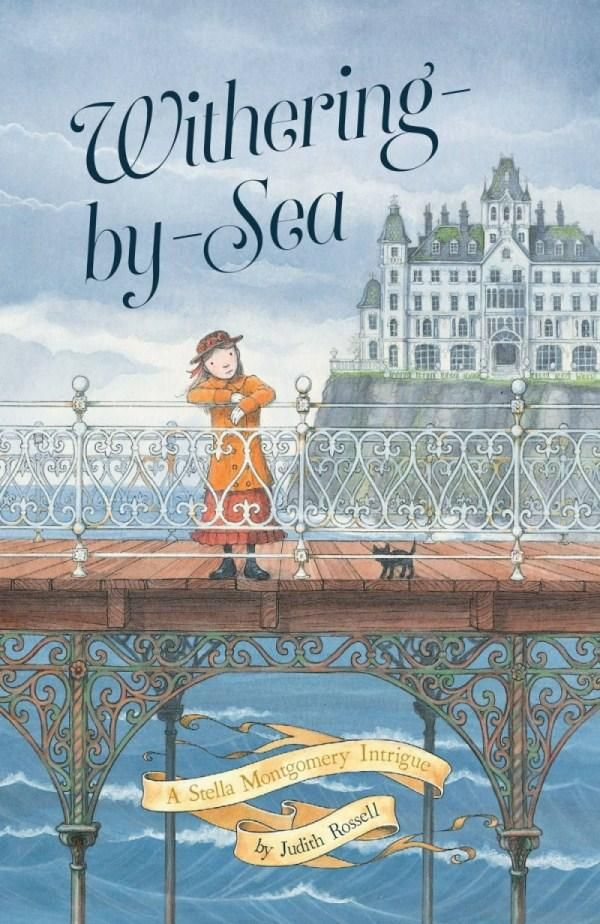 High on a cliff above the gloomy coastal town of Withering-by-Sea stands the Hotel Majestic. Inside the walls of the damp, dull hotel, eleven-year-old orphan Stella Montgomery leads a miserable life with her three dreadful Aunts.