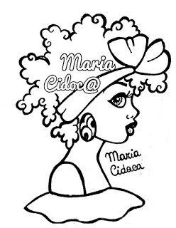 Riscos graciosos (Cute Drawings): Riscos de meninas, meninos, bonecas, bebes (Girls, boys, babies and dolls)