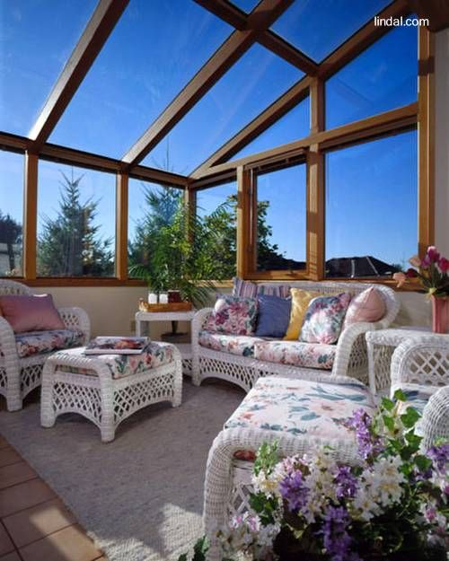 Sunroom Addition House Design Conservatory Design: 27 Best Images About Terraza Cubierta On Pinterest