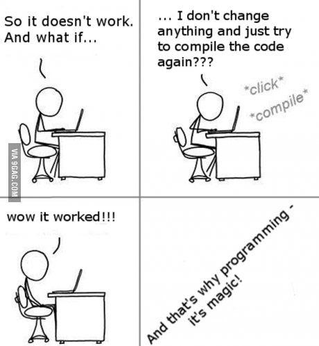 Programming in a nutshell