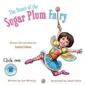 Click the button to order a copy of The Dance of the Sugar Plum Fairy. For more picture books visit www.newfrontier.com.au #fairy #dance #kids #book #design #cover #illustration