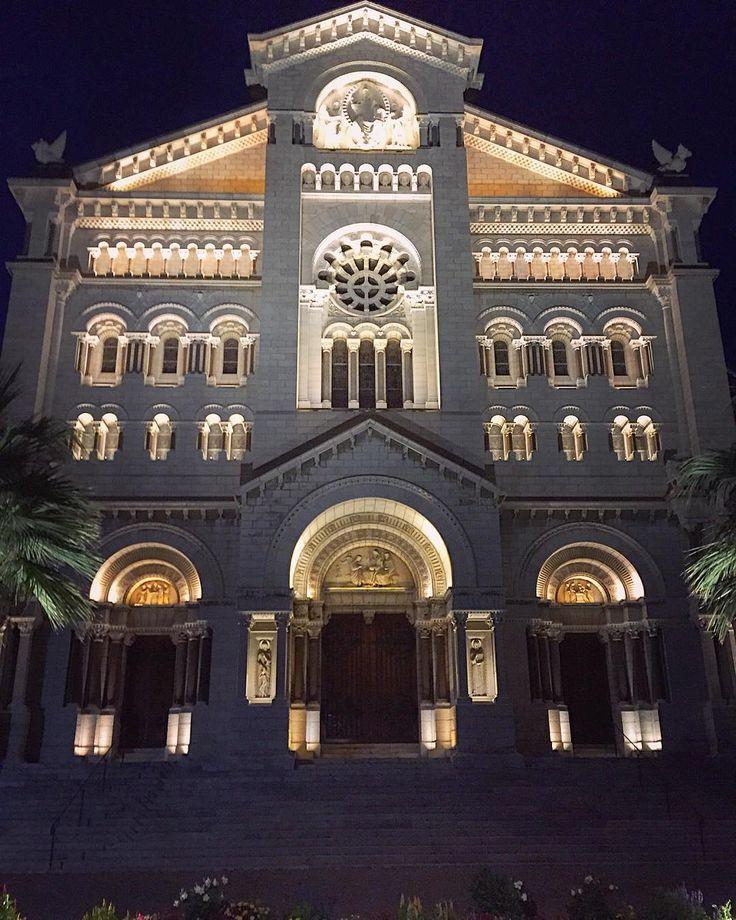#Rocher Собор, в котором Грейс Келли стала принцессой #Монако ☝️#Monaco #summer #summercontinues #vacation #traveling #saintnicholascathedral by suvorina from #Montecarlo #Monaco