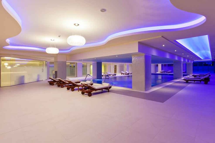 Bliss Spa Indoor Pool