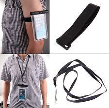 Quality Waterproof Pouch Bag Phone Case Protector w/ Lanyard and Armband Price: USD 6.99 | UnitedStates