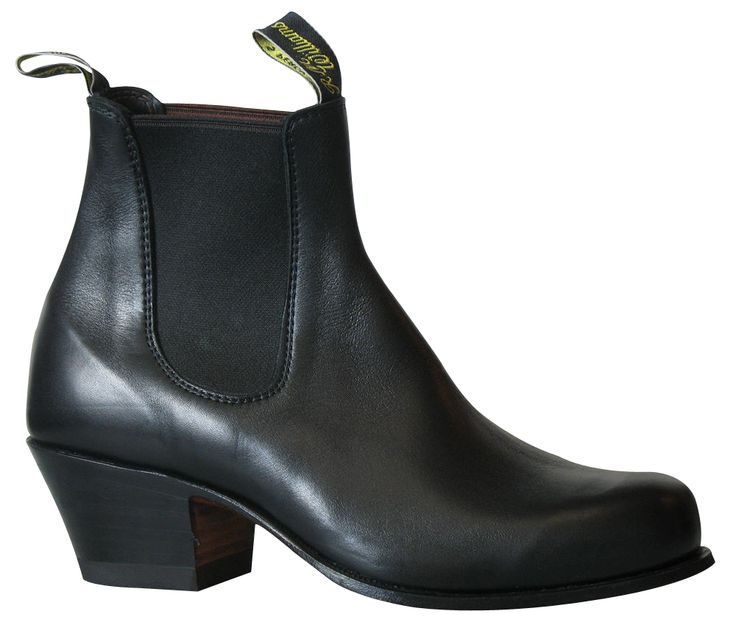 R.M. Williams Bushman Boot with Cuban Heel.......just got a pair of these.....worth every penny!